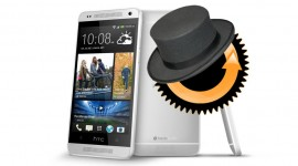 HTC One Mini ClockworkMod Custom Touch Recovery 6.0.3.6 Install Tutorial