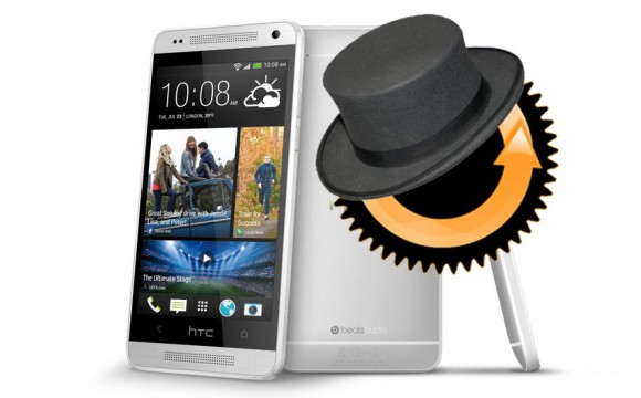 HTC One Mini ClockworkMod Custom Touch Recovery 6.0.3.6 installieren Anleitung