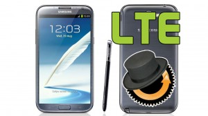Samsung Galaxy Note 2  (LTE) ClockworkMod Custom Recovery Install Tutorial