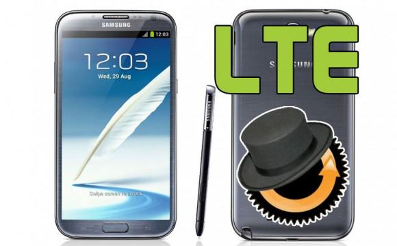 Samsung Galaxy Note 2 LTE ClockworkMod Custom Recovery installieren Anleitung