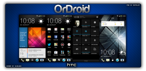 HTC One Android 4.3 OrDroid Custom Rom with Sense UI 5.5 Install Tutorial