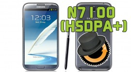 Samsung Galaxy Note 2 N7100 (HSDPA+) ClockworkMod Custom Recovery Install Tutorial