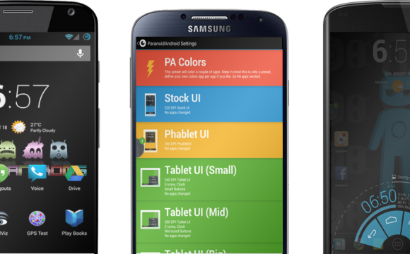 PAC-Man Android 4.3 Custom ROM auf Samsung Galaxy S4 I9505 installieren Anleitung