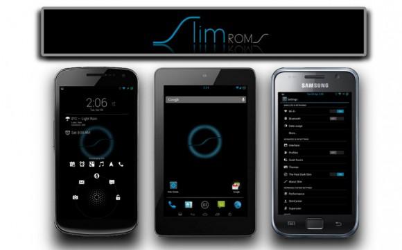 Samsung Galaxy Note 2 N7100 Android 4.3 Slim Bean Jelly Bean Custom Firmware installieren Anleitung
