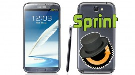 Samsung Galaxy Note 2  (Sprint) ClockworkMod Custom Recovery Install Tutorial