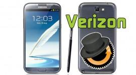 Samsung Galaxy Note 2 Verizon ClockworkMod Custom Recovery installieren Anleitung