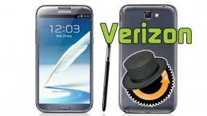 Samsung Galaxy Note 2  (Verizon) ClockworkMod Custom Recovery Install Tutorial
