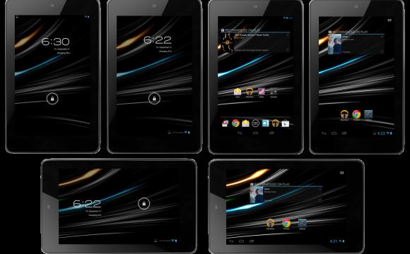 Google Nexus 7 SmoothRom Custom ROM installieren