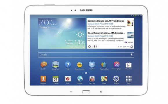 Samsung Galaxy Tab 3 10.1 P5210 WiFi ClockworkMod Custom Recovery Install Tutorial