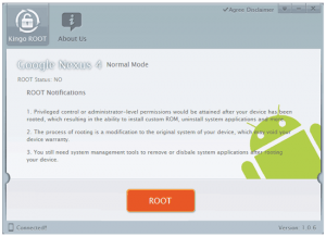 google-nexus-4-root-connection