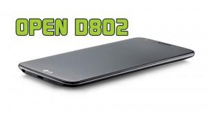 LG G2 OPEN D802 Root Tutorial
