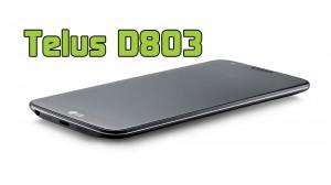 LG G2 Telus D803 Root Tutorial