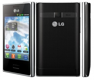 LG Optimus L3 E400 Root Tutorial
